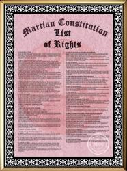 Конституция Марса